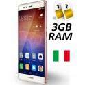 HUAWEI P9 LITE DUAL SIM 16GB 3GB RAM 4G ROSE GARANZIA 24 MESI ITALIA NO BRAND