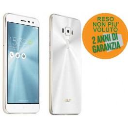 ASUS ZENFONE 3 ZE552KL MONOSIM 64GB LTE WHITE ITALIA BRAND TIM RESO NON PIACIUTO