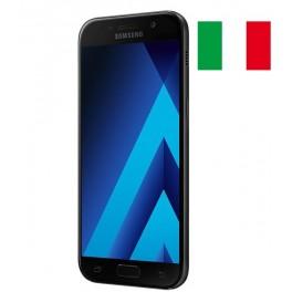 SAMSUNG GALAXY A5 2017 SM- A520 F 32GB BLACK GARANZIA 24 MESI ITALIA NO BRAND