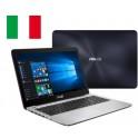 ASUS NOTEBOOK X556UA-XO607T BLU/GREY 15.6 i5-7200U 500GB RAM 4GB GARANZIA ITALIA
