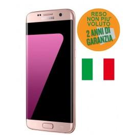 SAMSUNG GALAXY S7 EDGE SM-G935 F 32GB ROSE ITALIA NO BRAND RESO NON PIU VOLUTO