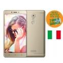 LENOVO K6 DUAL SIM 16GB 4G GOLD ITALIA NO BRAND RESO NON PIU' VOLUTO