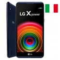 LG X POWER K220 16GB INDIGO BLACK GARANZIA 24 MESI ITALIA NO BRAND