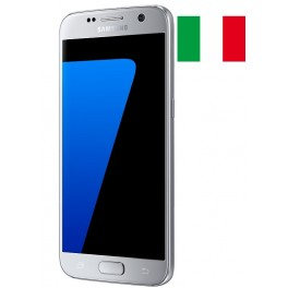 SAMSUNG GALAXY S7 SM- G930 F 32GB SILVER GARANZIA 24 MESI ITALIA NO BRAND