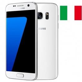 SAMSUNG GALAXY S7 SM- G930 F 32GB WHITE GARANZIA 24 MESI ITALIA NO BRAND