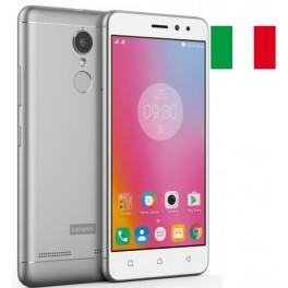 LENOVO K6 DUAL SIM 16GB 4G SILVER GARANZIA 24 MESI ITALIA NO BRAND
