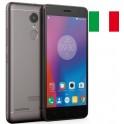 LENOVO K6 DUAL SIM 16GB 4G GREY GARANZIA 24 MESI ITALIA NO BRAND