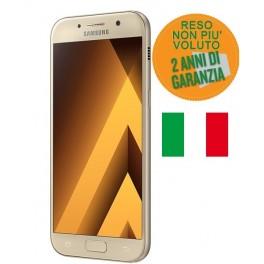 SAMSUNG GALAXY A5 2017 SM- A520 F 16GB GOLD ITALIA NO BRAND RESO NON PIACIUTO