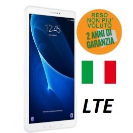 SAMSUNG GALAXY TAB A 2016 SM- T585 16GB WIFI + 4G WHITE ITALIA RESO NON PIACIUTO