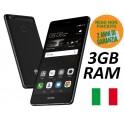HUAWEI P9 LITE 16GB 3GB RAM BLACK GARANZIA ITALIA NO BRAND RESO NON PIACIUTO