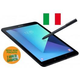 """SAMSUNG GALAXY TAB S3 SM- T825 9.7"""" 32GB WIFI + 4G BLACK ITALIA RESO NON PIACIUT"""