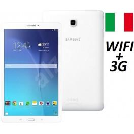 "SAMSUNG GALAXY TAB E SM- T561 9.6"" 8GB WIFI   3G WHITE GARANZIA ITALIA NO BRAND"