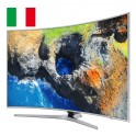 "SAMSUNG TV LED 55"" CURVED 4K ULTRA HD SMART TV WIFI UE 55MU6500 ITALIA"