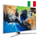 "SAMSUNG TV LED 55"" 4K ULTRA HD SMART TV WIFI UE 55MU6400 ITALIA"
