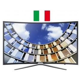 "SAMSUNG TV LED 49"" CURVE FULL HD SMART TV WIFI TITAN UE 49M6300 ITALIA"