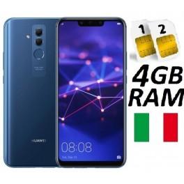 HUAWEI MATE 20 LITE 64GB RAM 4GB DUAL SIM BLU GARANZIA 24 MESI ITALIA NO BRAND