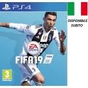 EA SPORTS™ FIFA 19 PS4 VERSIONE DVD BLU-RAY ITALIA PRONTA SPEDIZIONE
