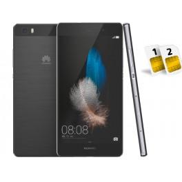 HUAWEI P8 LITE DUAL SIM 16GB LTE BLACK GARANZIA 24 MESI EUROPA NO BRAND