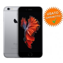 APPLE IPHONE 6S 16GB SILVER ITALIA NO BRAND MKQK2 RESO PERCHE' NON PIACIUTO