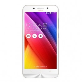 "ASUS ZENFONE MAX ZC550KL DUAL SIM 16GB 5.5"" LTE WHITE ITALIA NO BRAND"