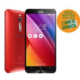 ASUS ZENFONE 2 ZE551ML DUAL SIM 32GB LTE RED ITALIA RESO PERCHE' NON PIACIUTO