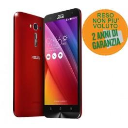 ASUS ZENFONE 2 LASER ZE550KL DUAL SIM 16GB 4G RED ITALIA RESO XKE NON PIACIUTO